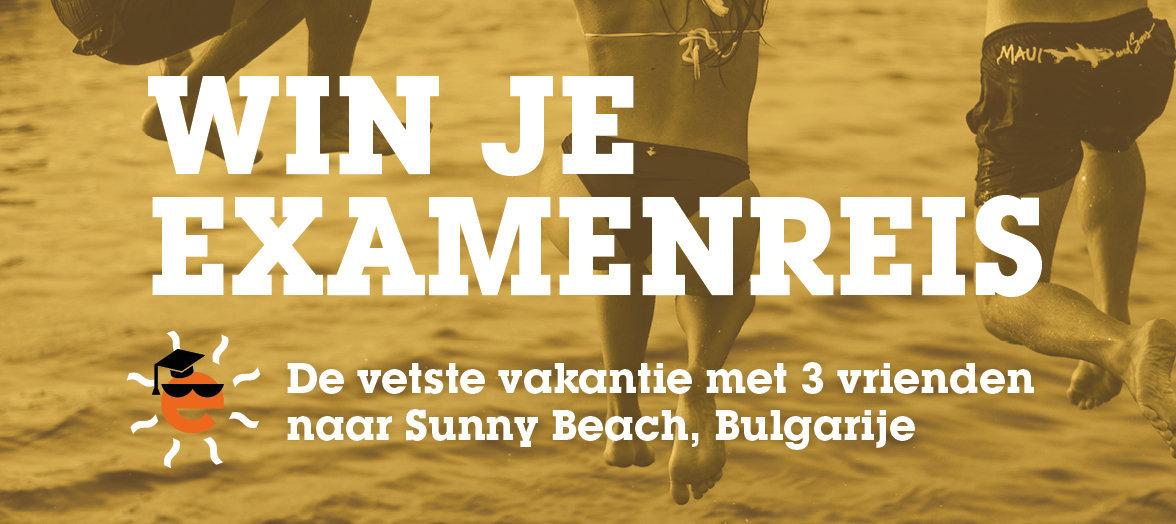 Examenreis Sunny Beach