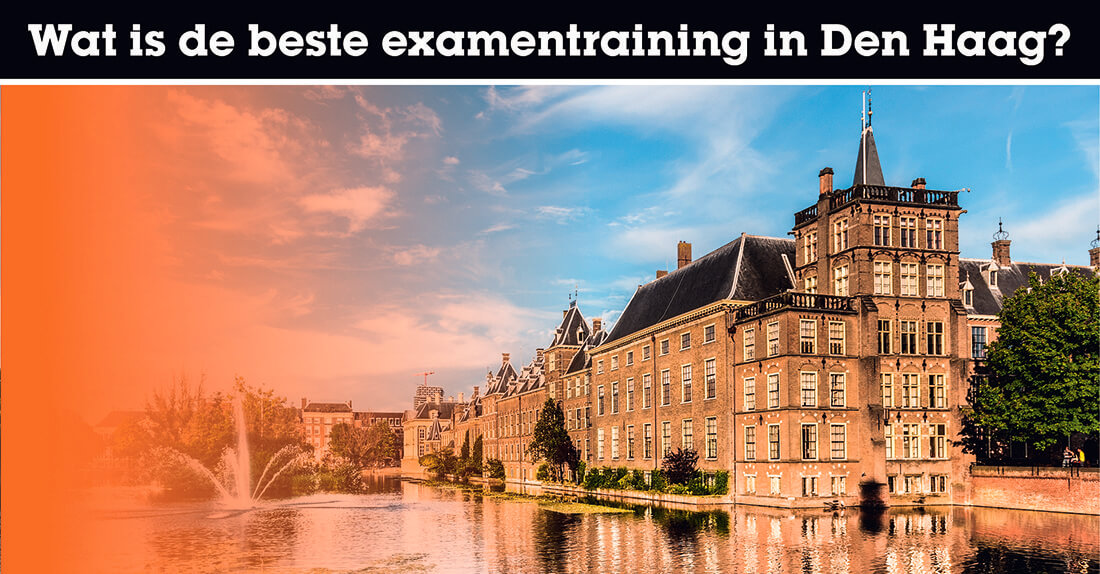 Wat is de beste examentraining in Den Haag?