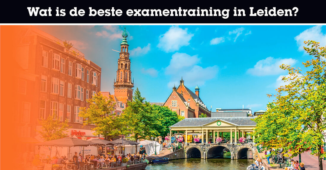 Wat is de beste examentraining in Leiden?