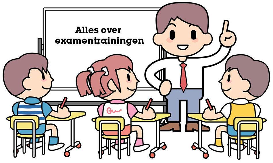 Alles over examentrainingen