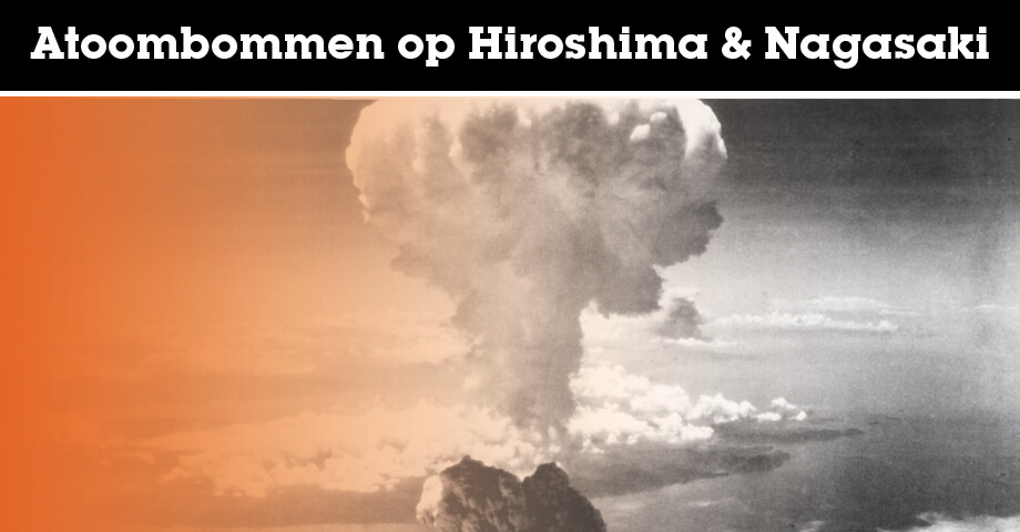 Atoombommen op Hiroshima en Nagasaki