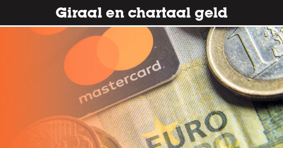 Giraal en chartaal geld