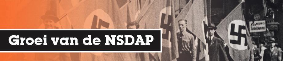 Groei van de NSDAP