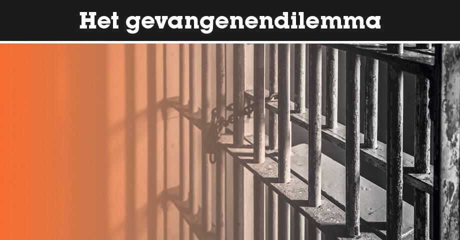 Het gevangenendilemma