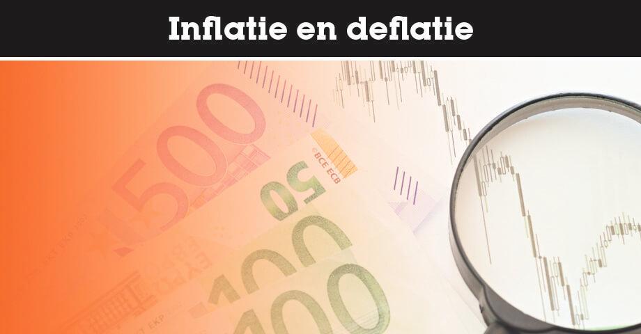 Inflatie en deflatie