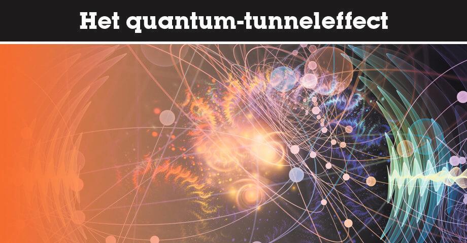 Het quantum-tunneleffect