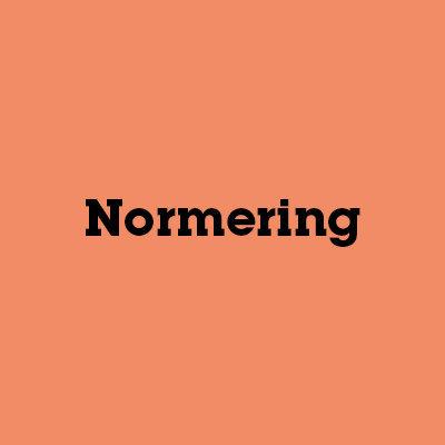 Normering