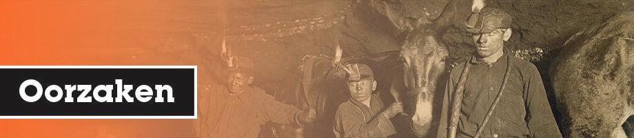 Ontstaan en oorzaken van de industriële revolutie