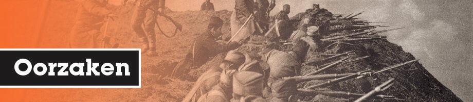 Oorzaken van de Eerste Wereldoorlog