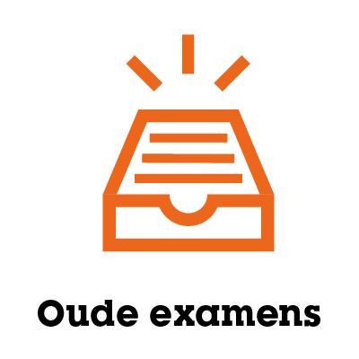 Oude examens