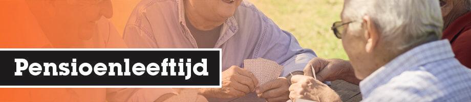 Verhogen van de pensioenleeftijd