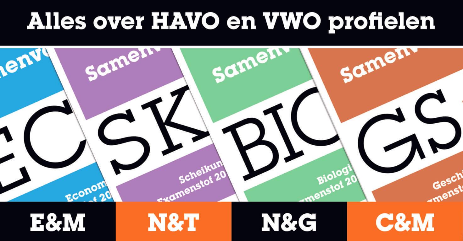 Profielen HAVO/VWO