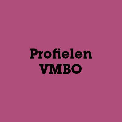 Profielen VMBO
