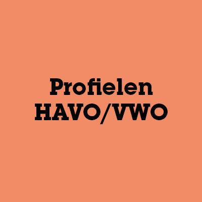 Profielen HAVO en VWO
