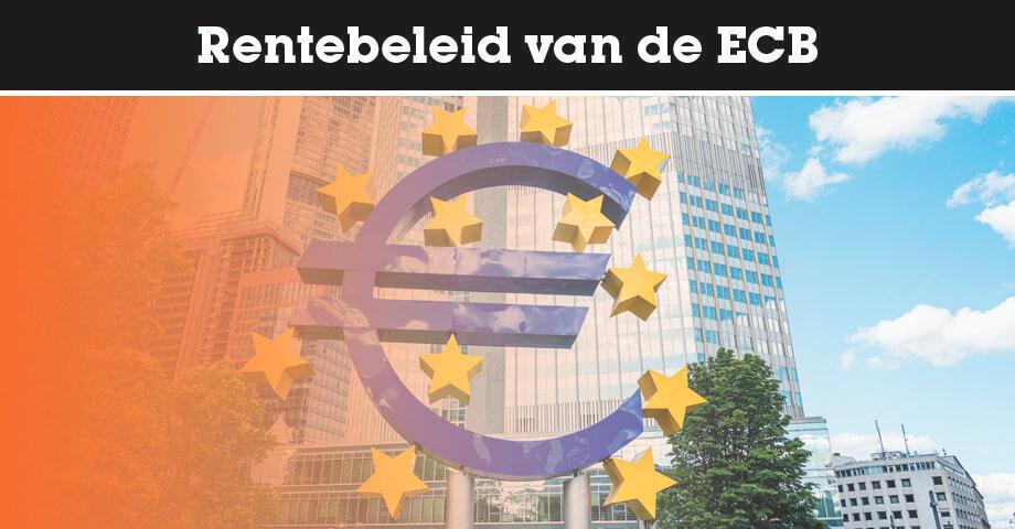 Rentebeleid van de ECB