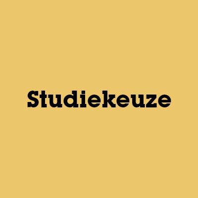 Studiekeuze