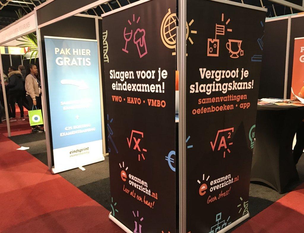 Studiekeuzebeurs Utrecht 2017