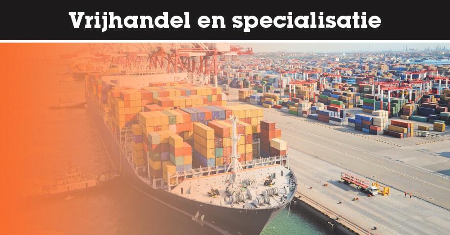 Vrijhandel en specialisatie
