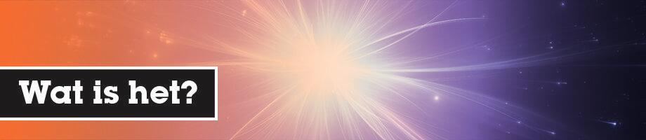 Wat is het botsende-deeltjesmodel?
