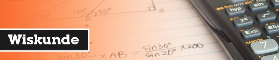 Wiskunde