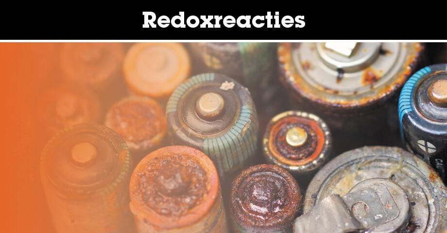 Redoxreacties